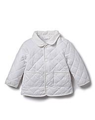 Zip Zap Lightweight Qulited Jacket