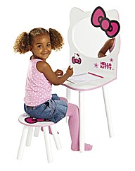 Hello Kitty Dressing Table and Stool