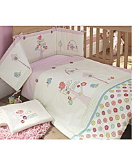Lollipop Lane Tweet Street bedding bale
