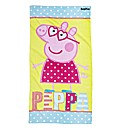 Personalised Peppa Pig Towel