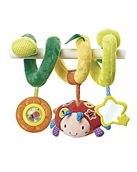 Baby Little Friendlies Activity Spiral