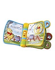 Vtech Baby Poohs Adventure Book