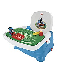 Thomas the Tank Tray with Booster Seat