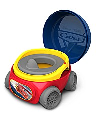 Disney Cars Potty System