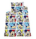 Mickey Mouse Junior Bedding Bundle