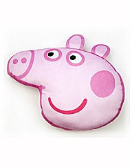 Peppa Pig head Shaped Cushion