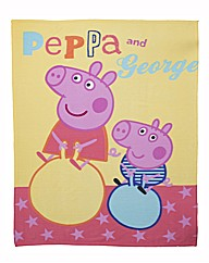 Peppa Pig Fleece