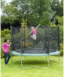 Plum 10 Foot Trampoline and 3G Enclosure