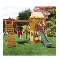 Plum Endeavour Wooden Play Centre
