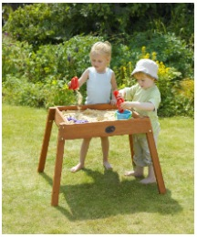 Plum Build and Splash Sand & Water Table