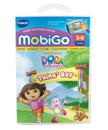 Vtech Dora the Explorer MobiGo Software