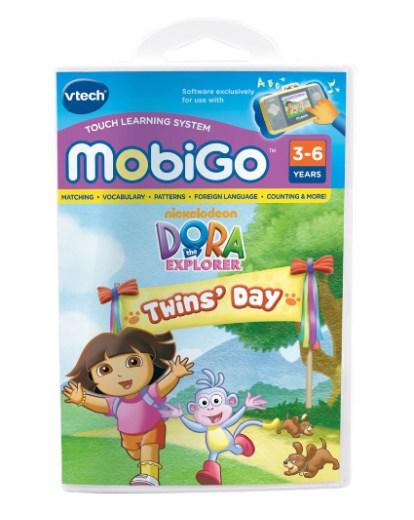 Image of Vtech Dora the Explorer MobiGo Software