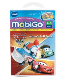 Vtech Disney Cars MobiGo Software