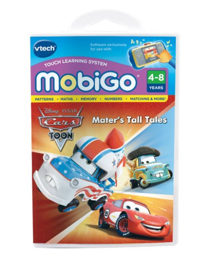 Image of Vtech Disney Cars MobiGo Software