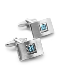 Hunt & Holditch Gem Cufflinks