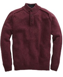 Peter Gribby Lambswool Knitted Jumper