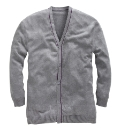 Peter Gribby Mighty Long Sleeve Cardigan