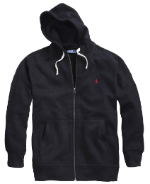 Ralph Lauren Hooded Sweatshirt Tall