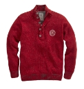 Wolsey Mighty Button Neck Sweater