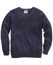 Wolsey Mighty V Neck Sweater