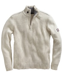 Henri Lloyd Mighty Half Zip Sweater
