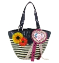 Irregular Choice Aunt Sally Straw Basket