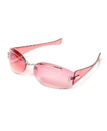 Viva La Diva Kesha Pink Sunglasses