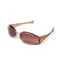 Viva La Diva Kesha Brown Sunglasses