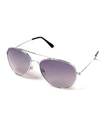 Viva La Diva Demi Aviator Sunglasses