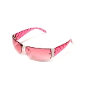 Viva La Diva Jessica Pink Sunglasses