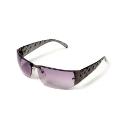 Viva La Diva Jessica Black Sunglasses