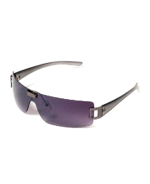 Viva La Diva Princess Grey Sunglasses