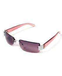 Viva La Diva Belle Pink Sunglasses