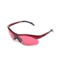 Viva La Diva Roxy Red Sunglasses