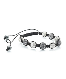 Malissa J 'Snowflake' Bracelet