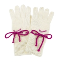 Pineapple Spirit Long Slouchy Gloves