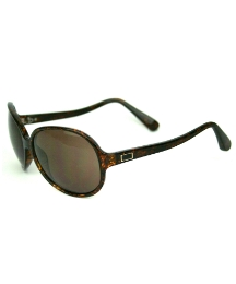 Sunna Tortoise Margot Ladies Sunglasses