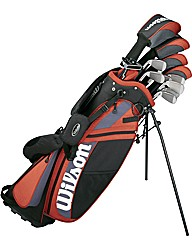 Wilson Mens Graphite Golf Package Set