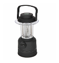 12 LED Lantern with Dimmer & Batteries