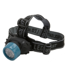 12 Pure White LED Headlight