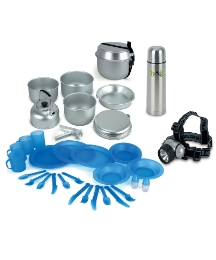 Four Person Picnic Combo Set