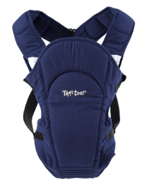 Tippitoes 2 Way Baby Carrier - Blue