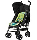 OBaby Atlas V2 Stroller Lime Stripe