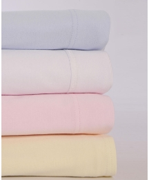 Clair de Lune Cotbed Fitted Sheets x2