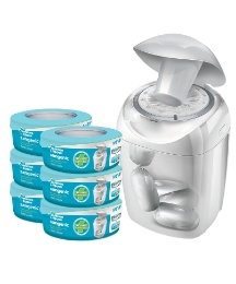 Tommee Tippee Sangenic Nappy Wrapper Set