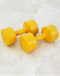 Body Sculpture 4kg Dumbbell Set