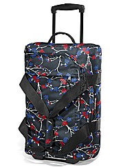 Eastpak Spin S Trolley Bag - Blossom