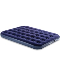Gelert Double Flocked Airbed