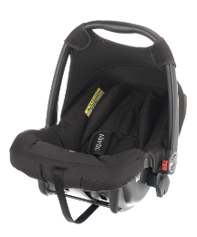 OBaby Car Seat with V2 Adaptors