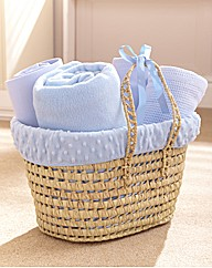 Clair de Lune Polly Bedding Gift Basket